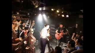 「LEVI DEXTER & GRETSCH BROTHERS JAPAN TOUR 2012」ALL THRU THE NIT...