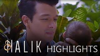 Lino meets Baby CJ after a longtime | Halik