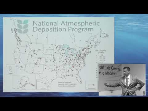Air Boundaries: Atmospheric Deposition Trends in North America (Inglés)