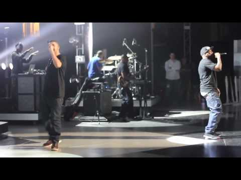 Young Jeezy & Drake  Lose My Mind Remix BET Rehearsal 2010 with lyrics