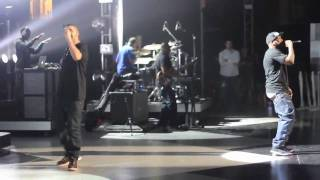 Young Jeezy & Drake - Lose My Mind [Remix] (BET Rehearsal 2010) with lyrics