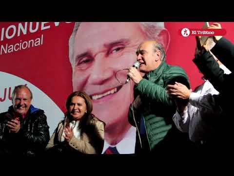 Jujuy Avanza festejo en Palpalá - Paso 2017