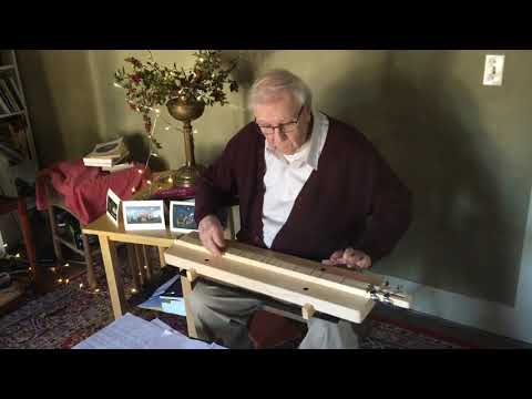 Medley of Carols:  Flat Creek Box Dulcimer