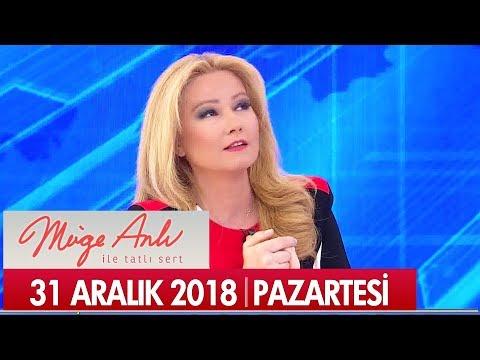 Müge Anlı ile Tatlı Sert 31 Aralık 2018 Pazartesi - Tek Parça
