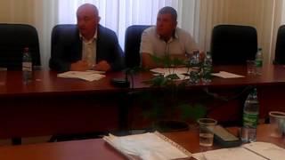 Видео БлиNКом  Барна предложил Бородину срочно до 20 сентября предоставить свои предложения по выход