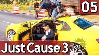 Just Cause 3 #5 NICHT HINGEHEN 60 FPS Abriss Simulator Lets Play deutsch german