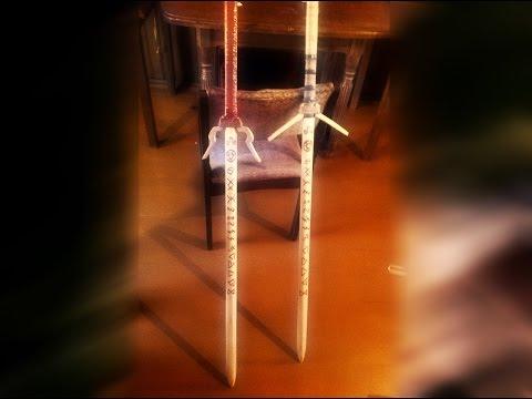Двуручные мечи в WoW - YouTube