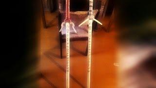 Ведьмачий меч из дерева (Witcher's sword from wood)