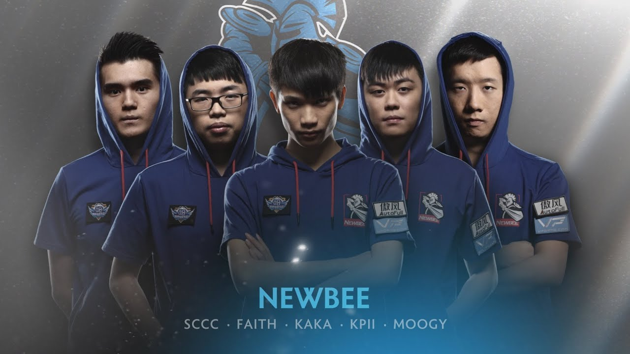 Image result for team newbee