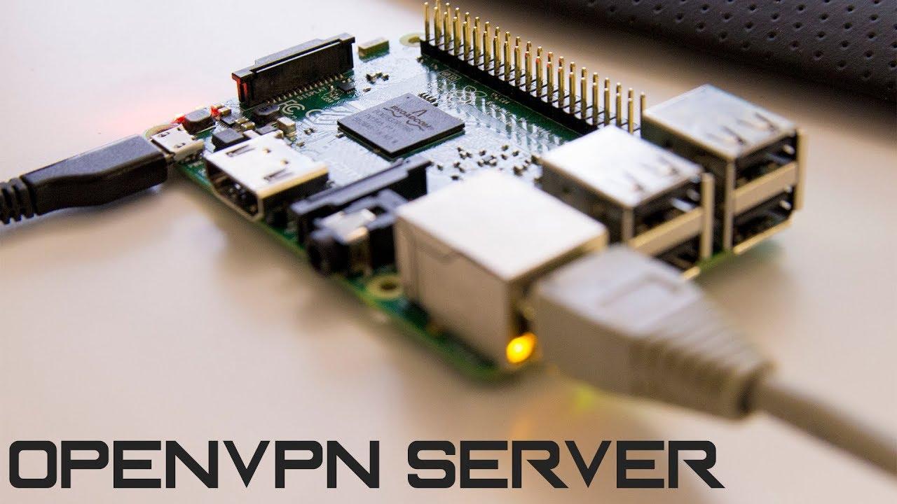 OpenVPN Server raspberry pi /w PiVPN