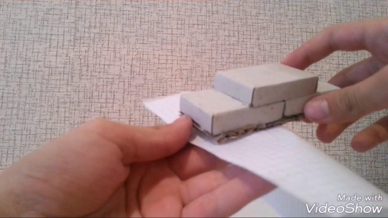 Машинка из коробков своими руками фото 966