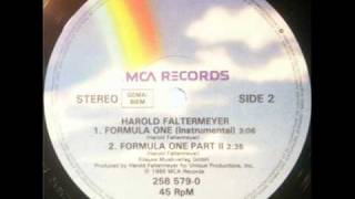 Harold Faltermeyer - Formula One(HQ Audio)