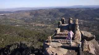 Senderismo por Extremadura: Monesterio-Aguafria-Castillo-Camping Monesterio