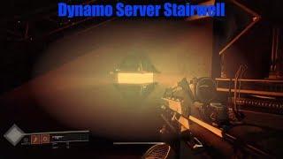 Destiny 2 - Where To Find: Dynamo Server Stairwell