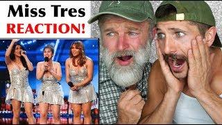 Baixar Montana Guys React To Miss Tres (Britan's Got Talent 2018)