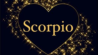 "SCORPIO "" Karma "" This is a Big Confirmation Scorpio ! things are getting better .. April 2021"