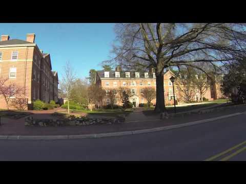 UNC Chapel Hill Driving Tour Part 1