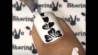 Дизайн ногтей гель-лак (уроки маникюра)(Дизайн ногтей( гель лак) простой маникюр ( видео урок), 2016-04-28T11:04:13.000Z)