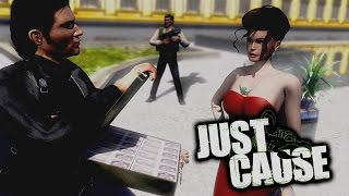 Just Cause 1 (Xbox360) gameplay