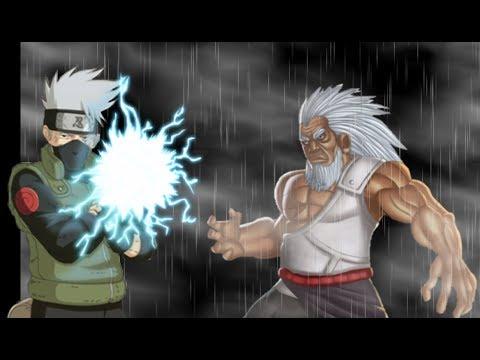 kakashi vs 3rd Raikage - Who Wins? DEATH BATTLE - YouTube  kakashi vs 3rd ...