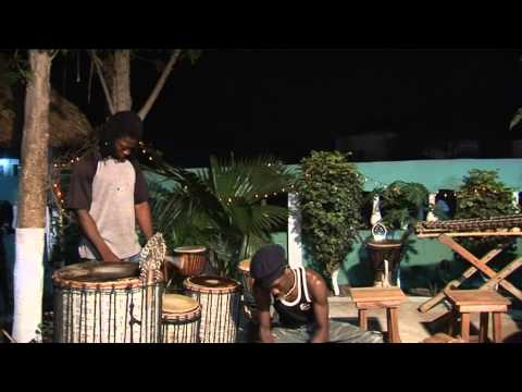 Rhythm Power Ghana - A Journey in Drum and Dance - The Doco