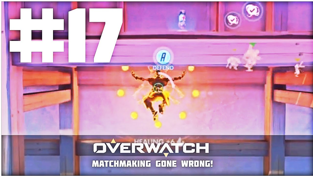 what is wrong with overwatch matchmaking