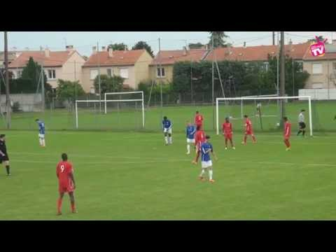 Football Coupe RA - ov vs grenoble