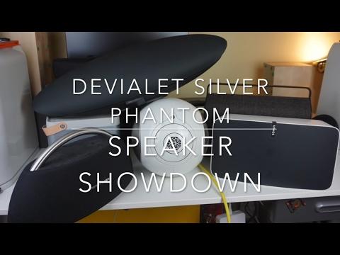 Devialet Silver Phantom - Speaker showdown...