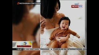 BT: Liz Uy, ipinost ang first official photo ng baby boy niyang si Xavi