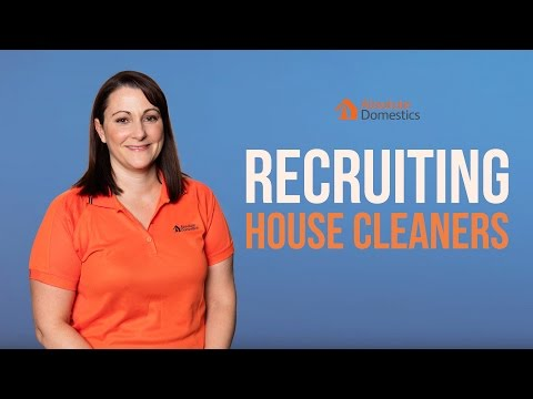 The Absolute Domestics Cleaners Recruitment Process