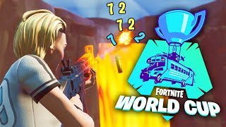 A CHEATER GRILLED DURING THE WORLD CUP FORTNITE! (Qualification) 🔥 THE BEST OF FORTNITE #144