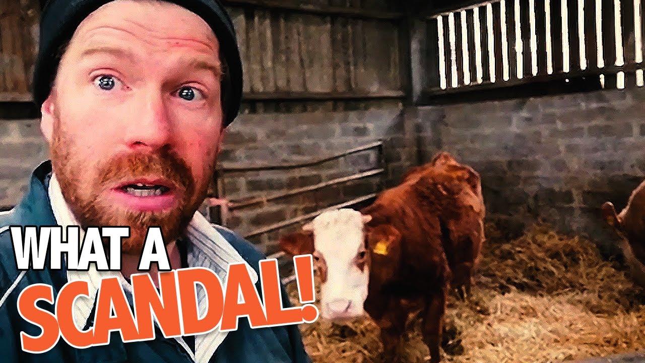 The Farm Scandal | Short Stuff | BBC Scotland Comedy