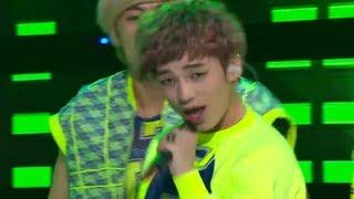 lc9 mama beat 엘씨나인 마마 비트 music core 20130525