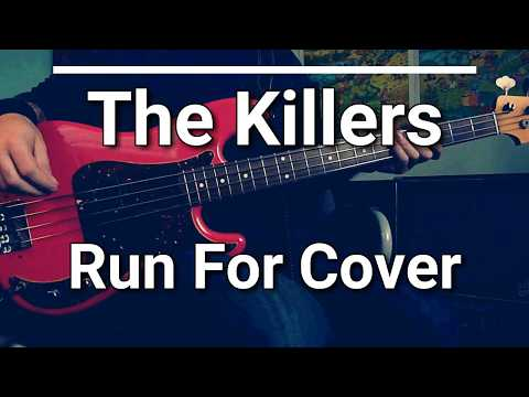 The Killers - Run For Cover [TABS] bass cover 🎸