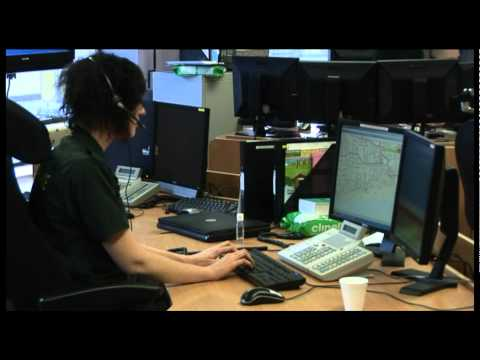South East Coast Ambulance Service - Calling an Ambulance