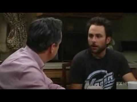Charlie talks to his uncle Jack  It's Always Sunny in Philadelphia