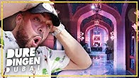 QUCEE checkt KIM KARDASHIAN'S HOTELKAMER: DURE DINGEN DUBAI | FIRST