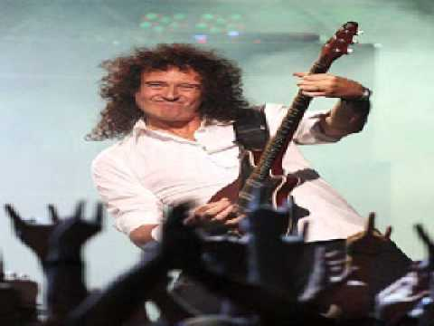 You don't fool me guitar solo by Brian May