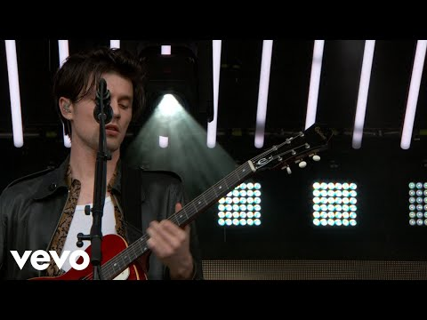 James Bay - Let it Go (Live From Jimmy Kimmel Live / 2018)