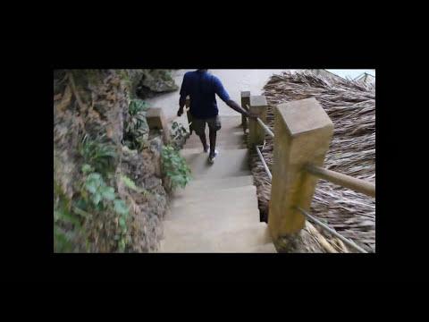 Ian Flemings Son Caspers Pool Goldeneye Jamaica