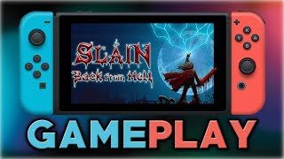 Slain: Back From Hell | First 15 Minutes | Nintendo Switch