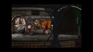 Broken Sword II: The Smoking Mirror [Retrogame Playthrough Movie]