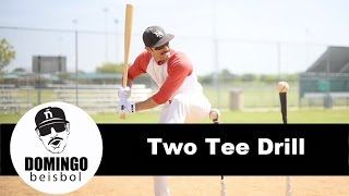 Drills with Domingo Ayala: Two Tee Drill