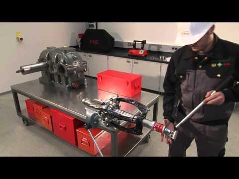 Extratores mecânicos de 2 braços PULLER-2ARM 160 - FAG