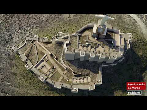 'Las Fortalezas del rey Lobo' dominarán el primer parque arqueológico de Murcia