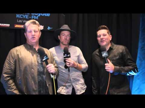 """Rascal Flatts Reveal All In """"Selfie Interview!"""""""