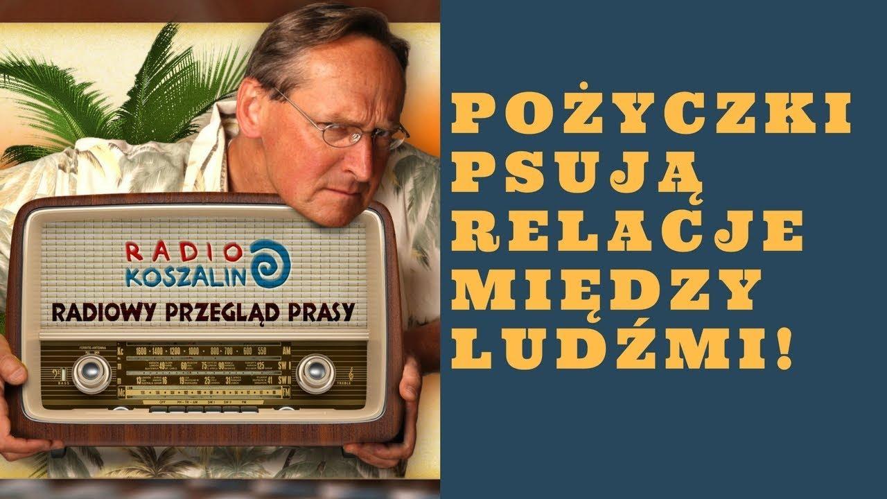 Cejrowski o pieniądzach – Radio Koszalin 2018/03/10