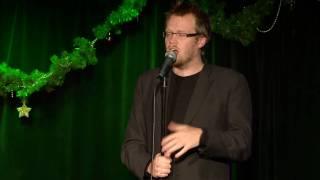 Christoffer Schjelderup - Krig er bedre enn sex