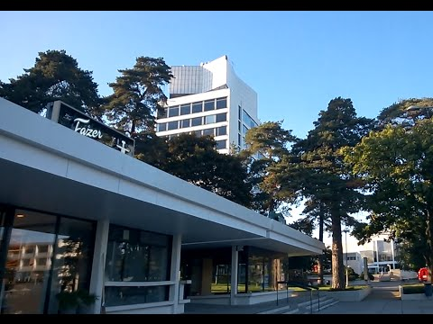 "Travelling with lesles: S2E7 Tapiola, Espoo, Finland. ""The Garden City."""