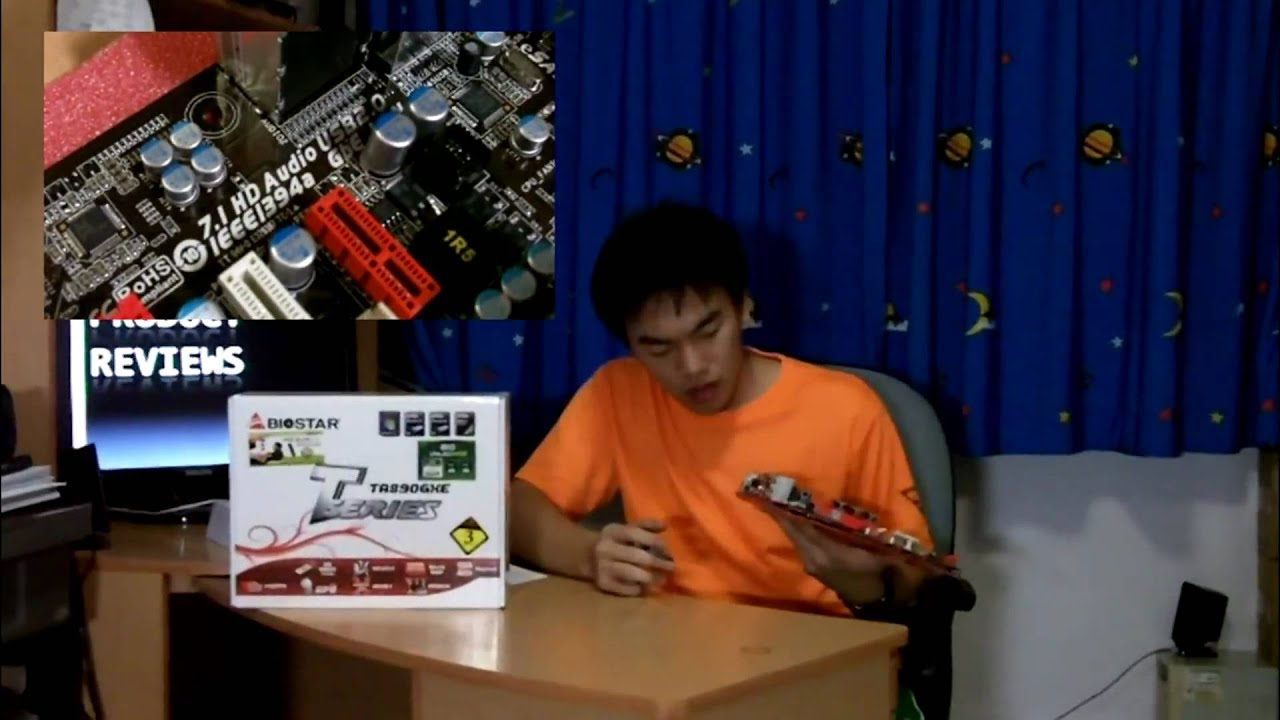 Drivers: Biostar TA890GXE BIO-Remote